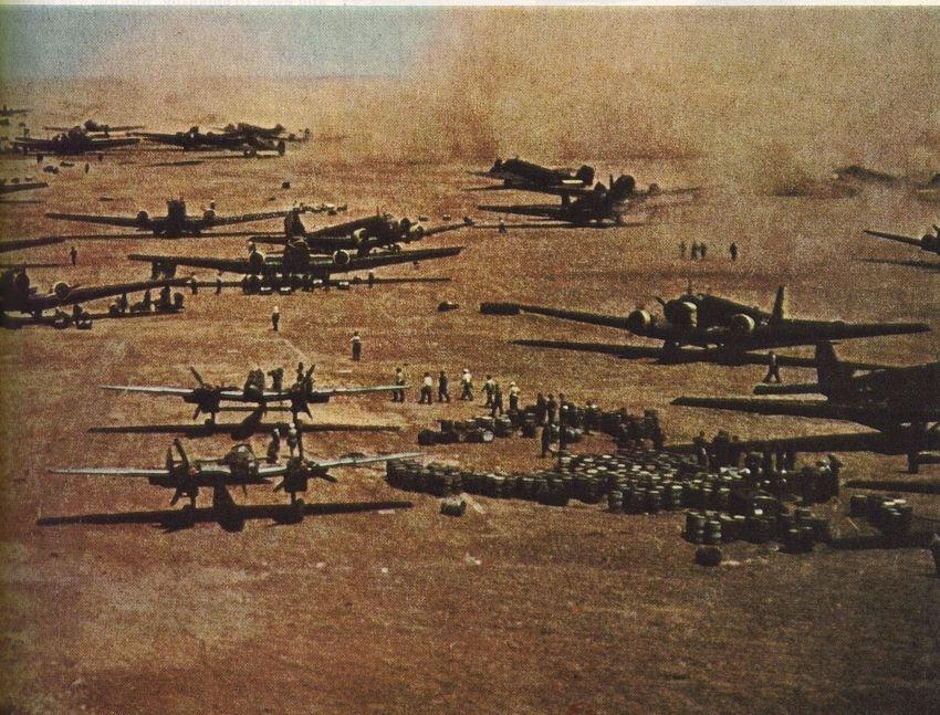 [TMP] u0026quot;North Africa Luftwaffe airfields - seeking ...